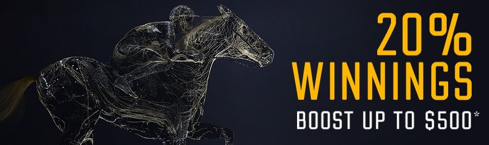 Betfair Welcome Bonus - Winnings Boost
